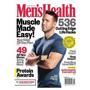 Vyrų žurnalas - viršelis