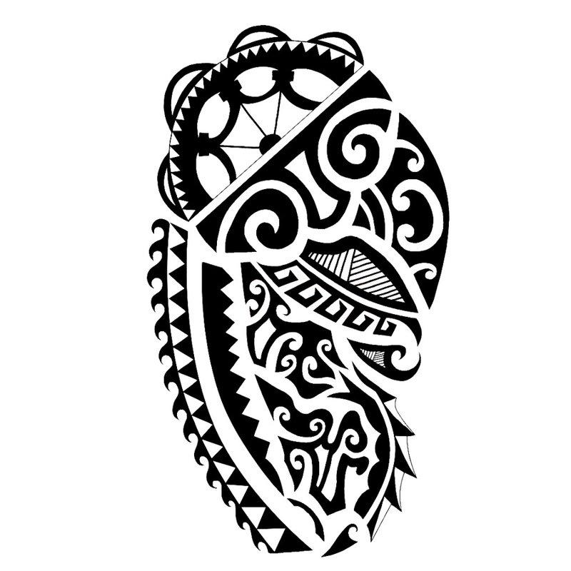 Tatuiruotės dizaino eskizas