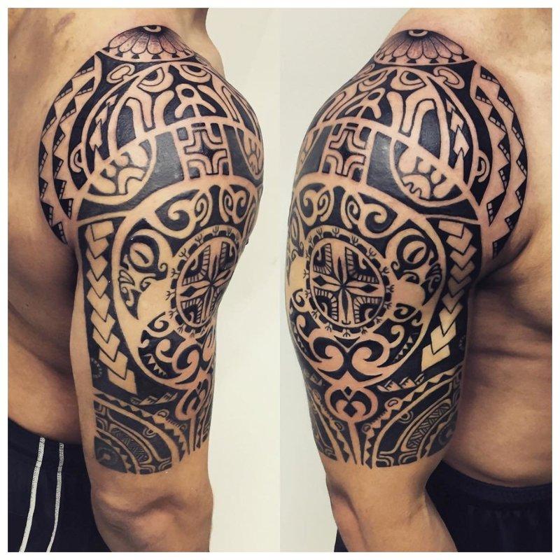 Etninė tatuiruotė