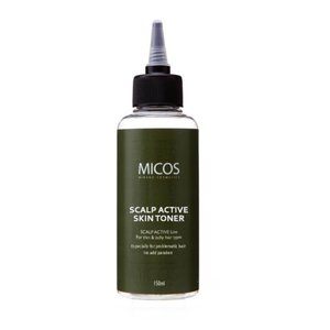Galvos odos aktyviųjų dažų plaukų tonikas