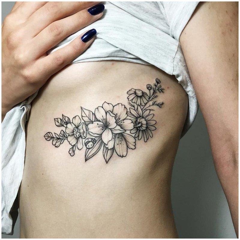 Šoninis tatuiruotė