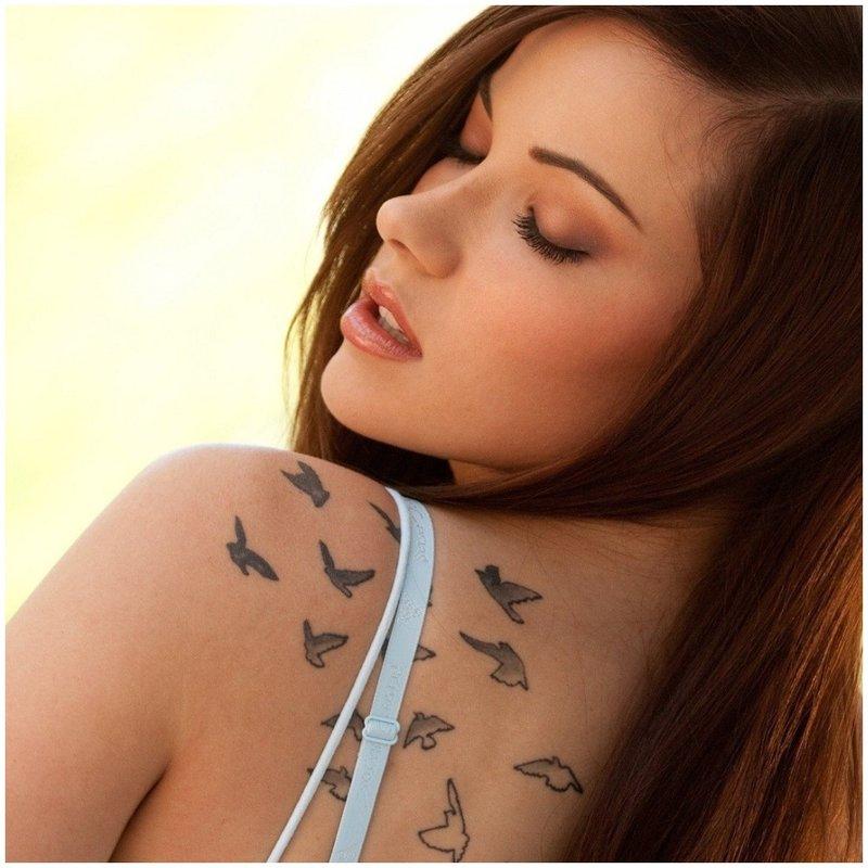 Žvirbliniai paukščiai
