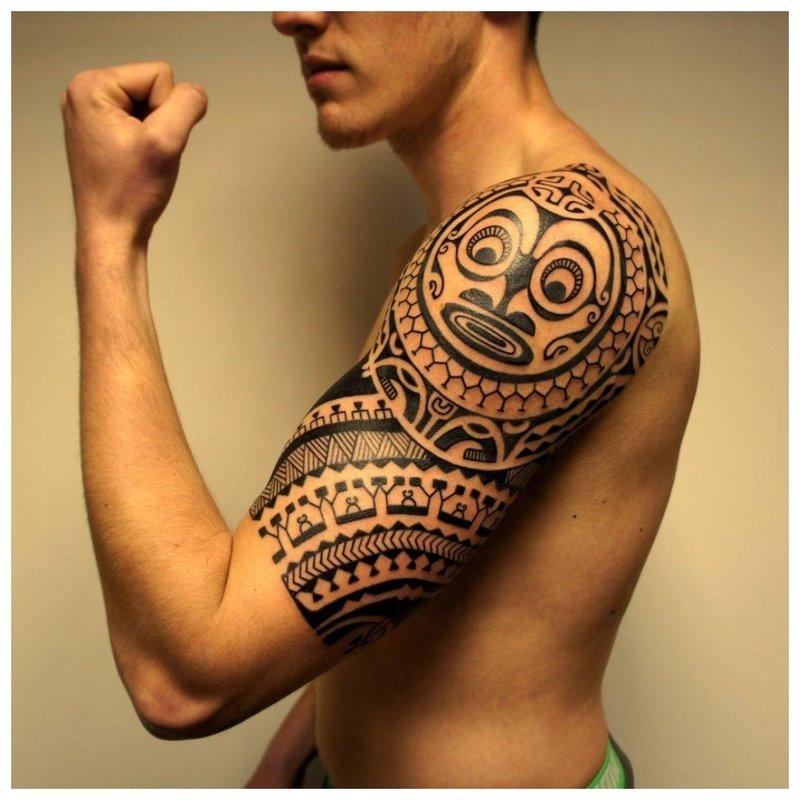 Tatouage Polynésie
