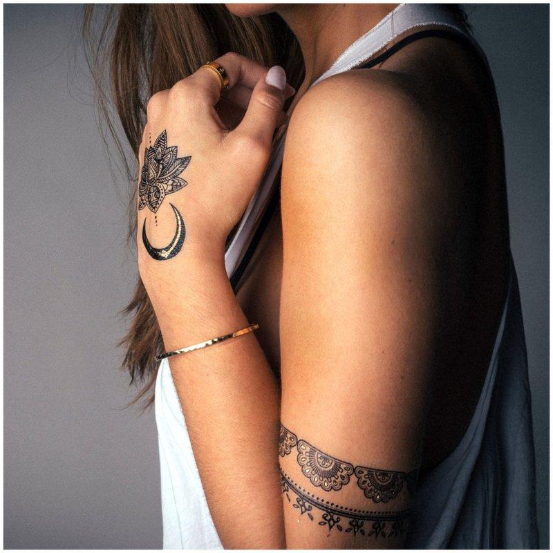 Tatuiruotės ant rankos