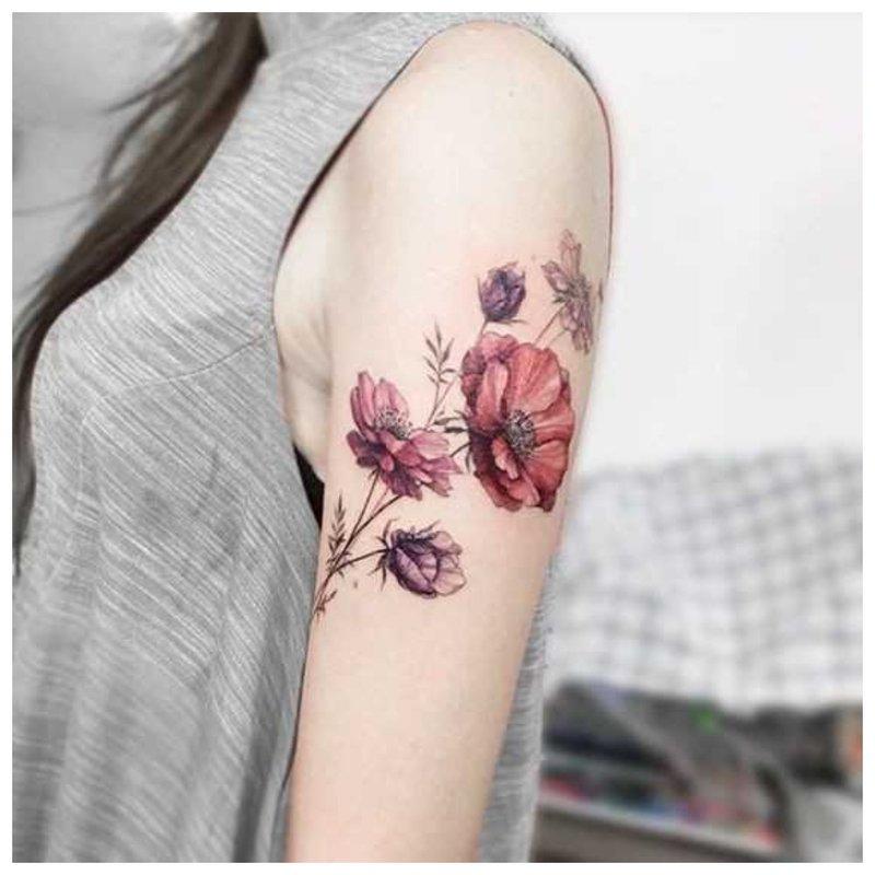Dilbio tatuiruotė