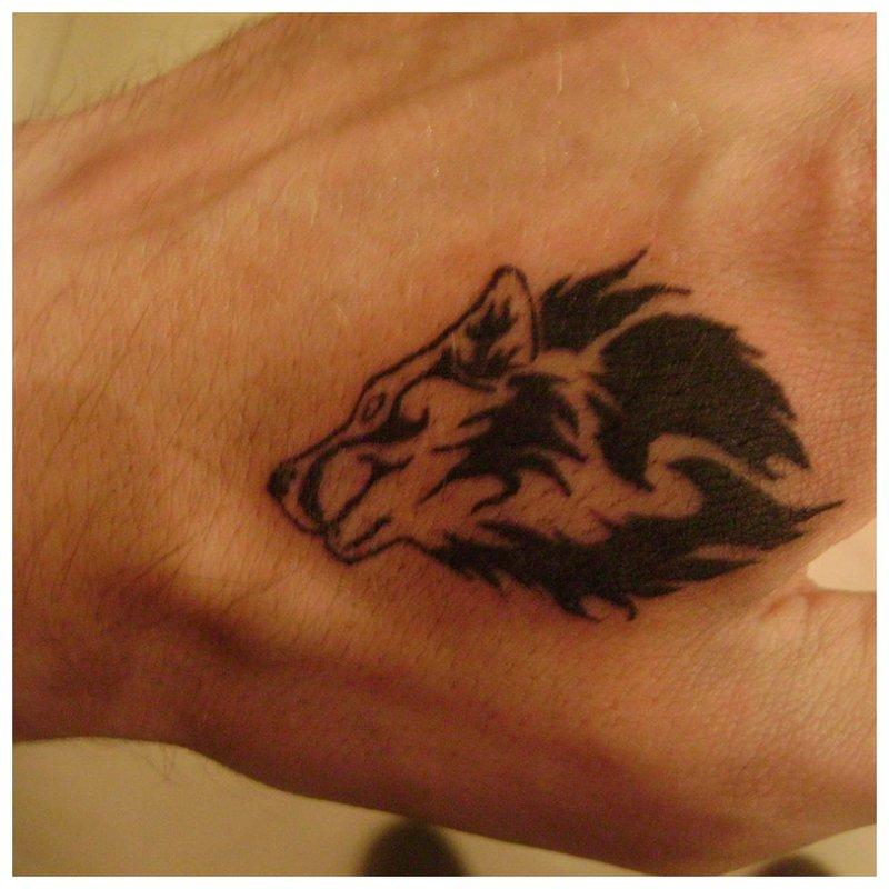 Gyvūnų tatuiruotė
