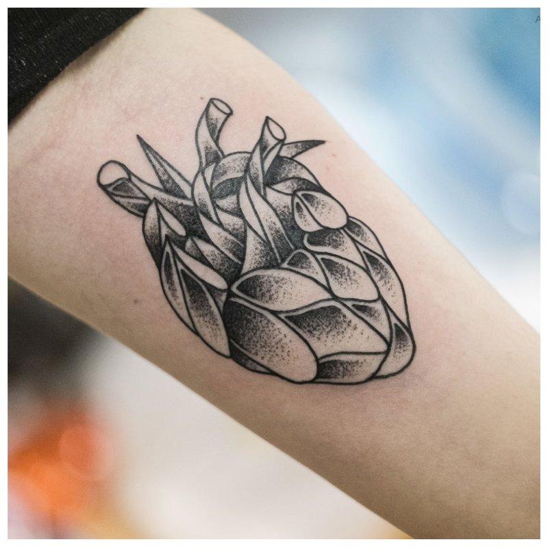Coeur de bricoleur