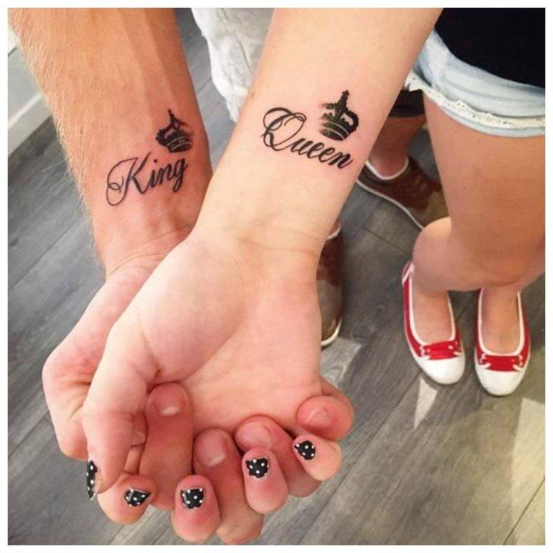Užrašų tatuiruotė mėgėjams
