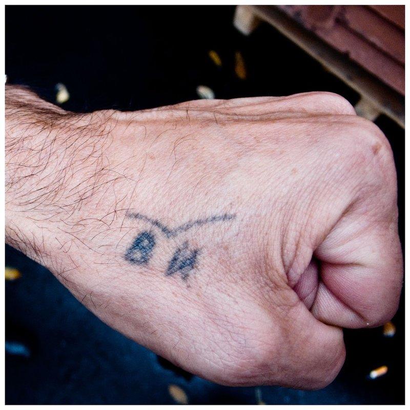 Tatuiruočių inicialai