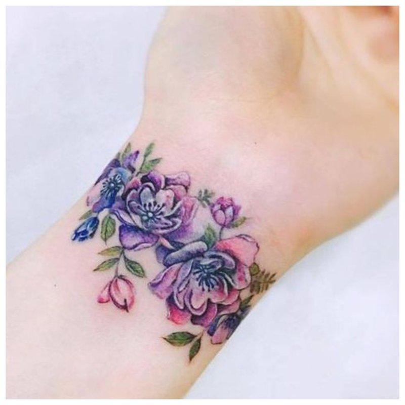 Tatuiruotės apyrankė