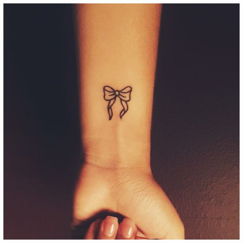 Tatuiruotė lankai