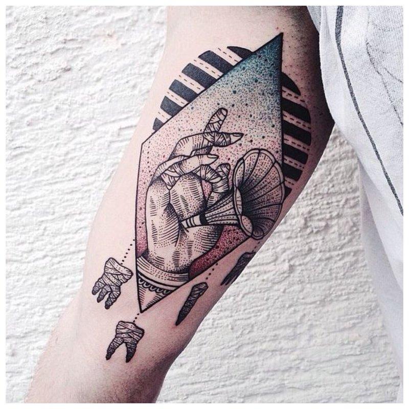 Tatuiruočių žmogus