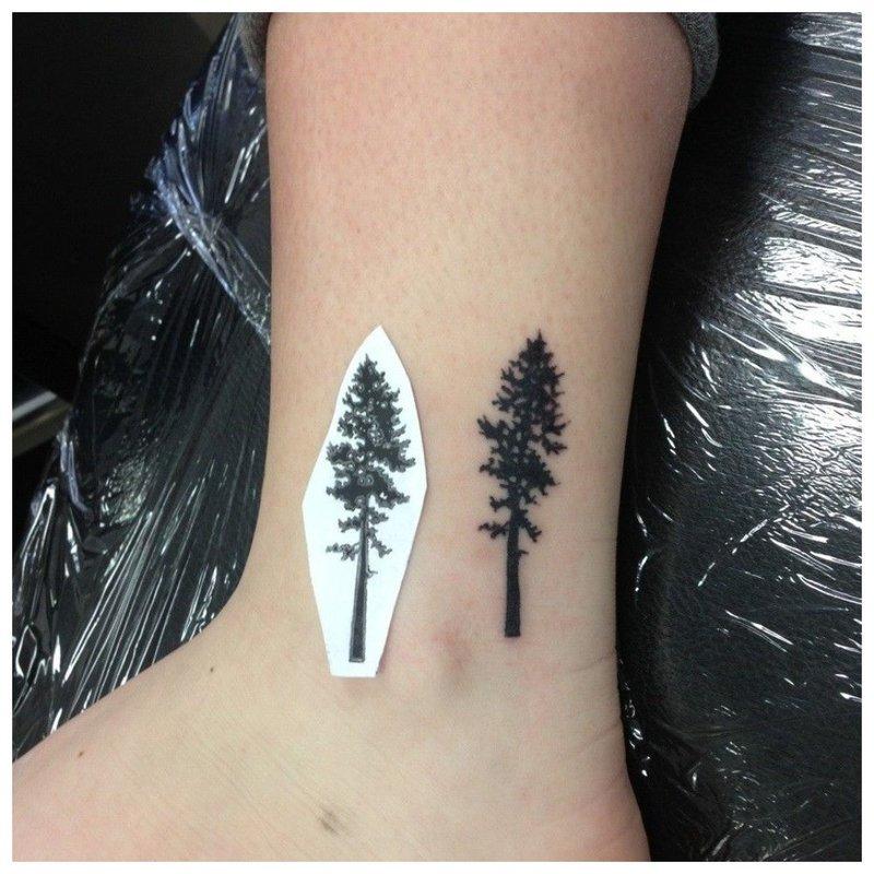 Medžio tatuiruotė