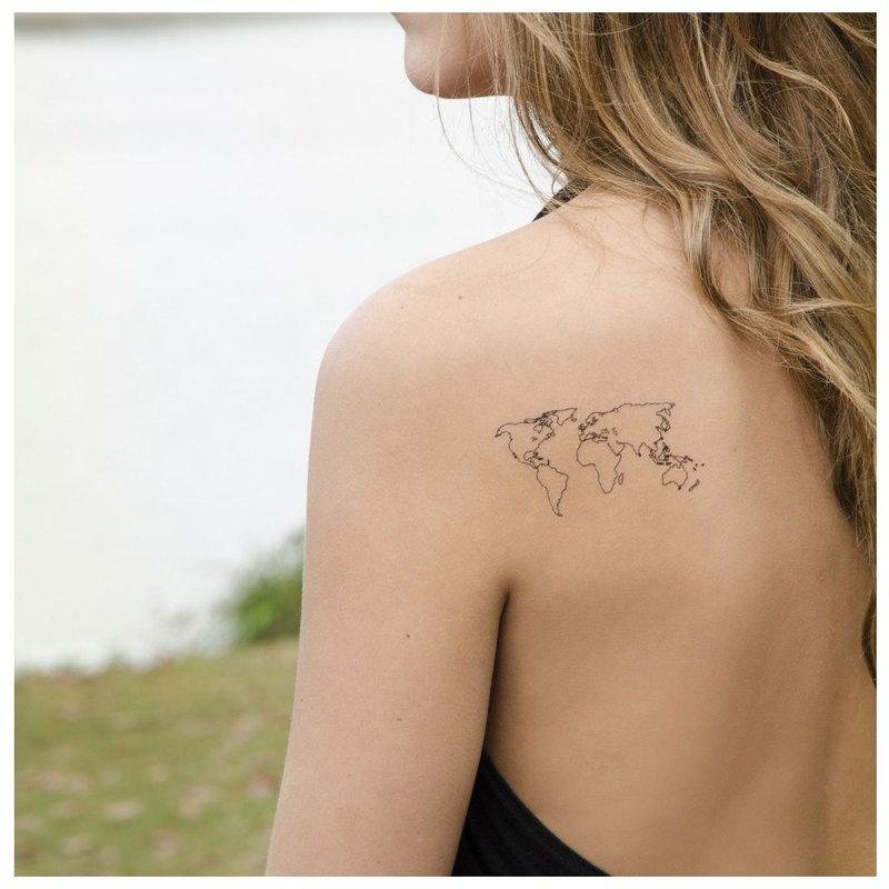 Tatuiruotė ant peties