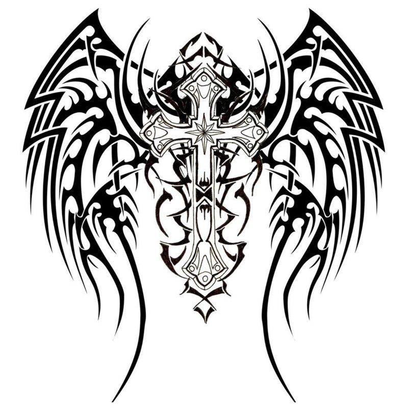 Schets voor mannen tatoeages