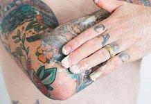 Soins de tatouage